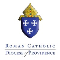 Image: Diocesan Coat of Arms Text: Roman Catholic Diocese of Providence